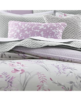 Sky - Ikat Floral Bedding Collection - 100% Exclusive