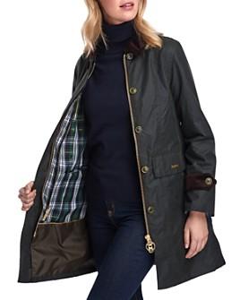 Barbour - Icons Haydon Waxed Cotton Rain Jacket