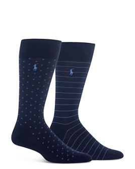 Polo Ralph Lauren - Patterned Socks - Pack of 2