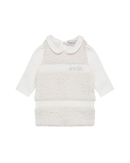 Moncler - Girls' Faux-Fur Dress - Baby, Little Kid