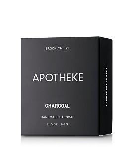 APOTHEKE - Charcoal Bar Soap, 5 oz.