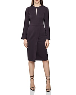 REISS - Anouk Fitted Dress