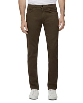 J Brand - Tyler Slim Fit Jeans in Turtle