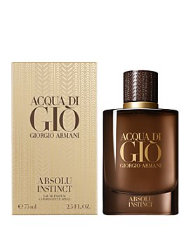 Armani - Acqua di Giò Absolu Instinct Eau de Parfum 2.5 oz.