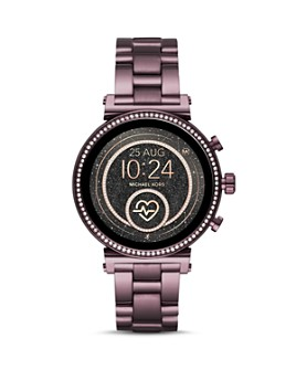 Michael Kors - Sofie Heart-Rate Smartwatch, 41mm
