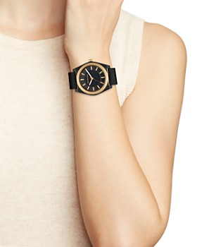 Michael Kors - Channing Silicone Strap Watch, 40mm