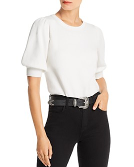 LINI - Abigail Puff-Sleeve Sweater - 100% Exclusive