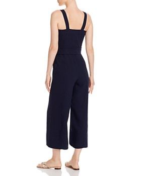 Joie - Zephrine Cropped Wide-Leg Jumpsuit - 100% Exclusive