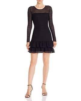 Parker - Marielle Striped Bodycon Dress - 100% Exclusive