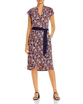 Leota - Reign Printed Dress