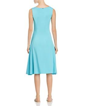 T Tahari - Stretch-Knit Midi Tank Dress
