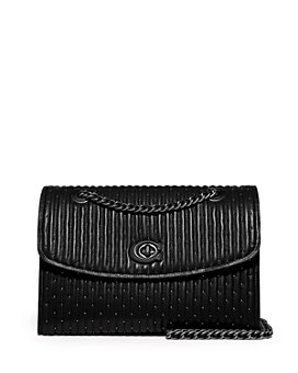 COACH - Parker Quilted Convertible Shoulder Bag