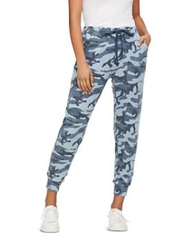 Michael Stars - Jenny Camouflage Jogger Pants