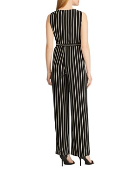 Ralph Lauren - Striped Jersey Jumpsuit