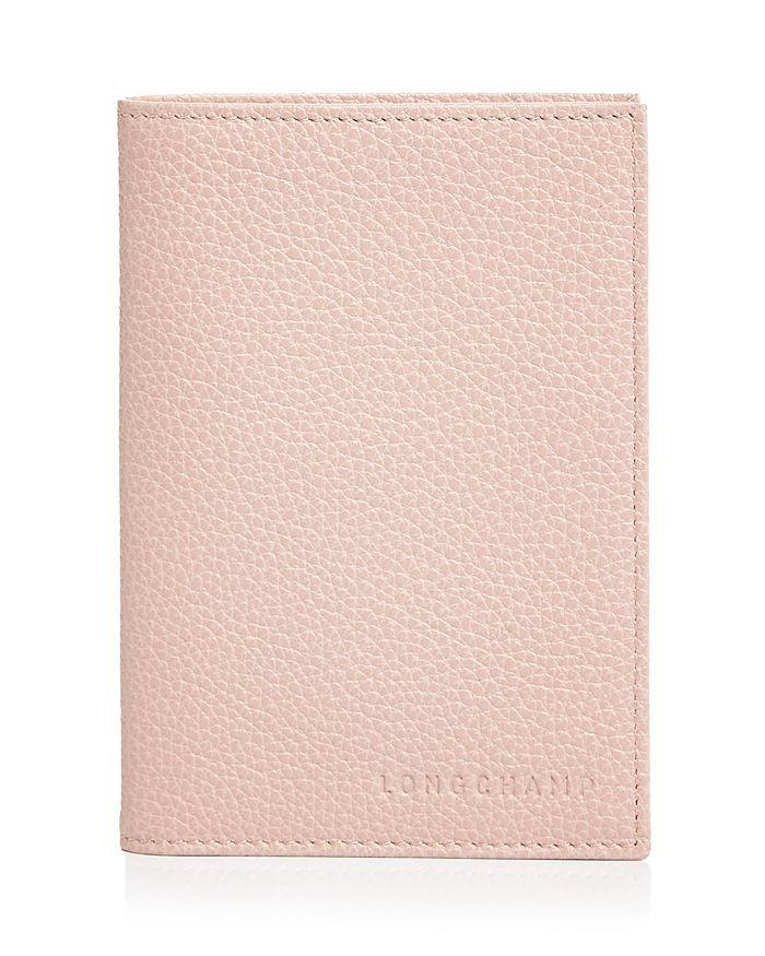 Longchamp - Le Foulonné Passport Cover