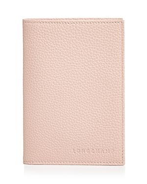 Longchamp Le Foulonne Passport Cover