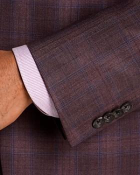 Jack Victor - Jack Victor Conway Checked Regular Fit Sport Coat