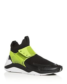 McQ Alexander McQueen - Men's Hikaru 3.0 Knit Mid-Top Sneakers