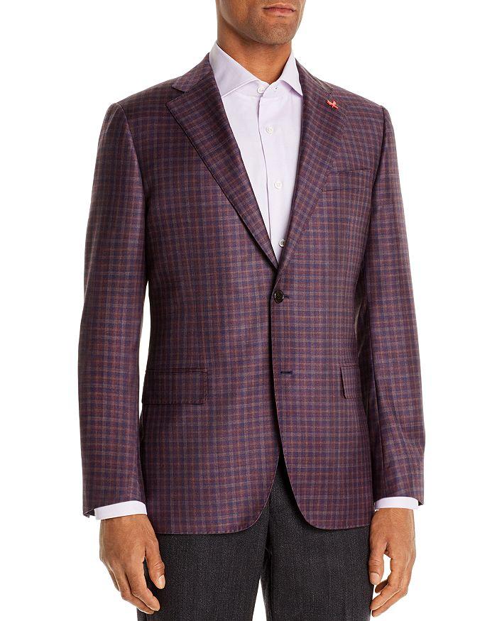 Cardinal Of Canada - Check Regular Fit Sport Coat - 100% Exclusive