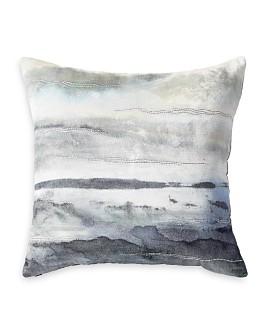 """Michael Aram - Brushed Landscape Decorative Pillow, 18"""" x 18"""""""
