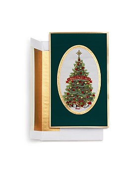 Masterpiece - 2019 Commemorative Tree Brett Greeting Cards, Set of 6