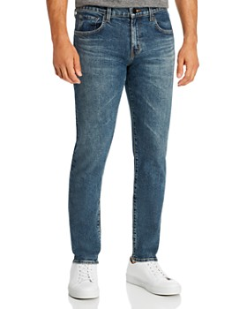 J Brand - Tyler Slim Fit Jeans in Tryland