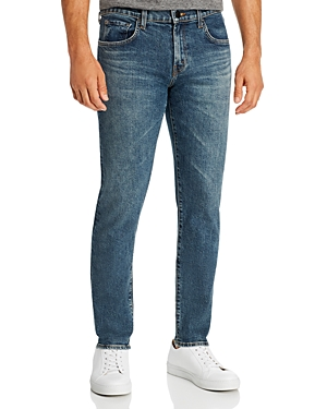 J Brand Tyler Slim Fit Jeans in Tryland-Men