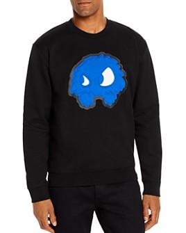 McQ Alexander McQueen - Chester Appliqué Sweatshirt