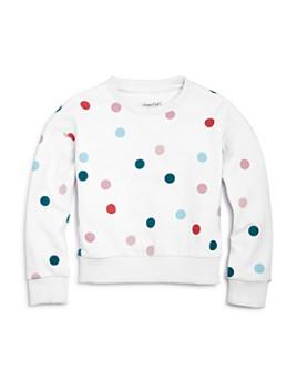 Sovereign Code - Girls' Nevah Polka Dot Sweatshirt - Little Kid, Big Kid