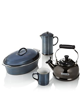 Le Creuset - Black Metallic Collection - 100% Exclusive