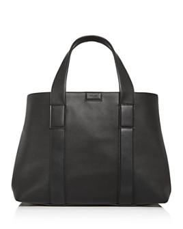 Bottega Veneta - Embossed Leather Tote Bag