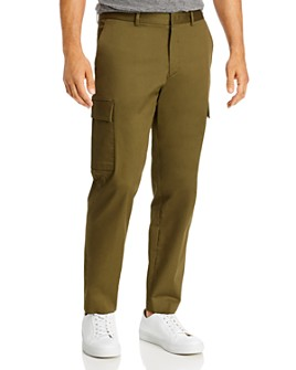 Theory - Curtis Slim Fit Cargo Pants