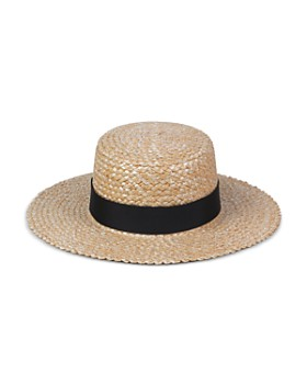 Lack of Color - Rico Zigzag Boater Hat