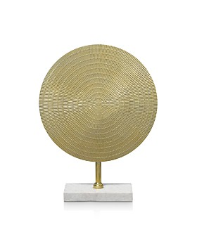 Jamie Young - Cleopatra Small Disc Sculpture