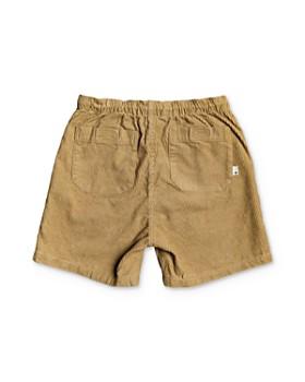 Quiksilver - Boys' Wax Out Corduroy Shorts - Big Kid