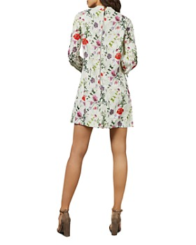 Ted Baker - Imane Floral-Print Tunic Dress