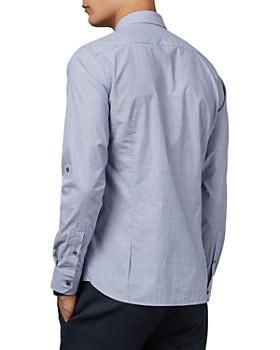 Ted Baker - Aaaron Fil Coupé Slim Fit Shirt