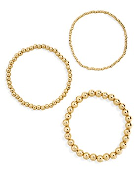 BAUBLEBAR - Pisa Stackable Bracelets, Set of 3