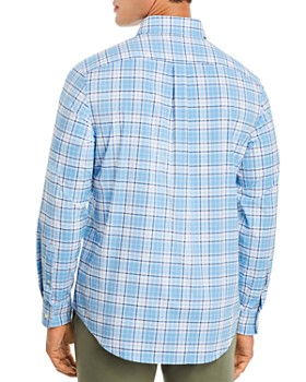 Vineyard Vines - Tucker Performance Plaid Classic Fit Button-Down Shirt
