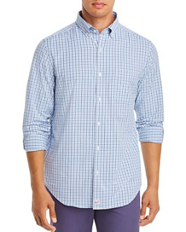 Vineyard Vines - Murray Performance Plaid Twill Classic Fit Button-Down Shirt