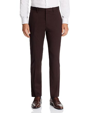 Theory - Mayer Sartorial Stretch Wool Slim Fit Suit Pants