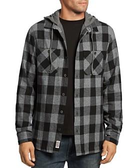 Flag & Anthem - Southfield Hooded Regular Fit Shirt
