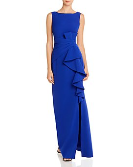 Eliza J - Cascading Ruffle Gown