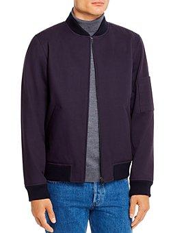 A.P.C. - Gregoire Regular Fit Bomber Jacket