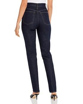 Helmut Lang - Femme High Rise Jeans in Dark Rinse