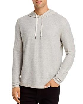 John Varvatos Star USA - Washington Double Knit Hooded Sweatshirt - 100% Exclusive