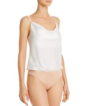 WAYF - Giselle Cowl-Neck Bodysuit
