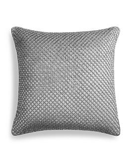 """Hudson Park Collection - Velvet Decorative Pillow, 20"""" x 20"""""""