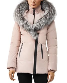 Mackage - Adali Fur-Trim Down Coat