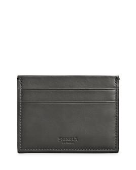 Shinola - 5-Pocket Card Case